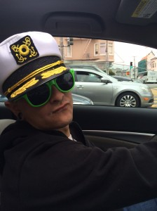 Capitan Douchwaffle, at your service. ;)